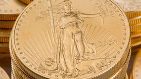 Gold, Silver Plunge on Week; US Mint Gold Bullion Coins Rebound