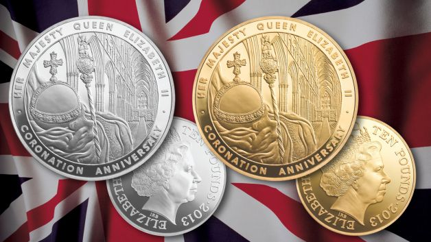 New York Mint Celebrates the 60th Anniversary of Queen Elizabeth II's …
