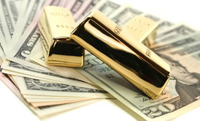 Gold, Silver Down for Second Session, 1 Oz US Bullion Coins Gain