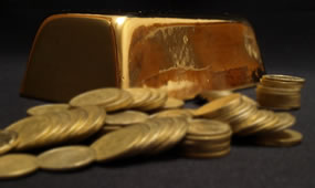Gold, Silver and US Mint Bullion Coins Fall in May