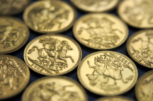 Gold bounces from 23-month low on global cues