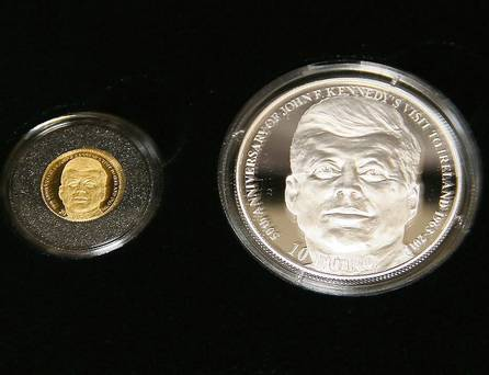 Commemorative coins are launched