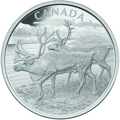 Wildlife Abounds on New Canadian Gold and Silver Kilo Coins