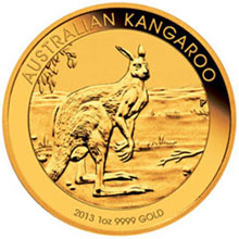 Perth Mint Gold and Silver Bullion Sales for June 2013