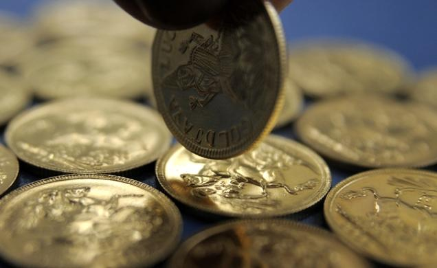 Gold, silver prices drop on reduced demand