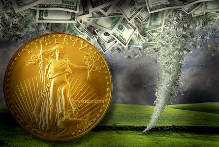 Bullion and Coins Stored at Home Are Vulnerable to Natural Disasters says …