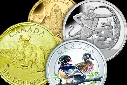 Nature, History and Numismatic Art Strike A Note on the Royal Canadian Mint's …