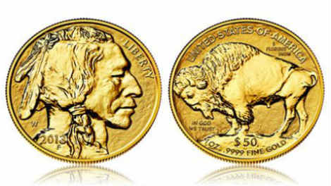 The New Reverse Proof Gold American Buffalo Is Setting Records