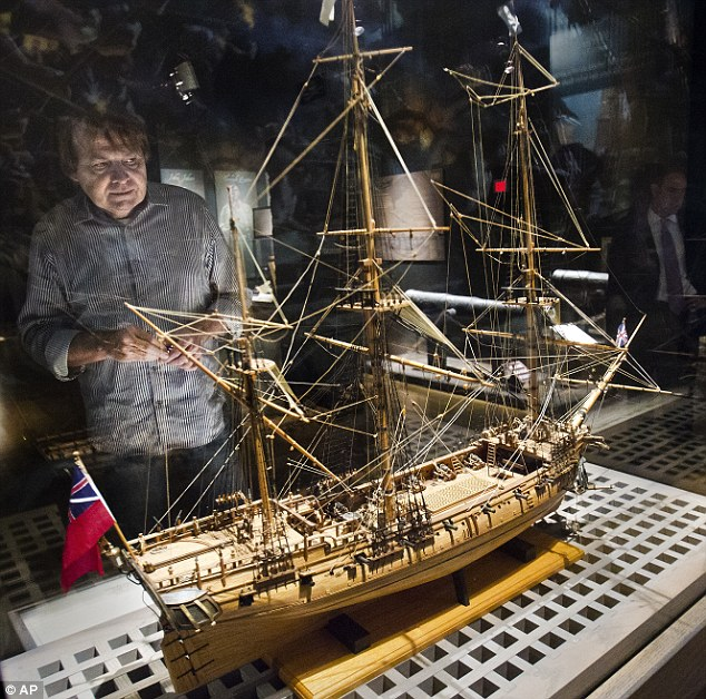 Is pirate treasure lost 300 years ago in shipwreck buried at the end of a …