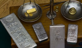 Gold and Silver Rally for Second Week, US Mint Bullion Coins Solid