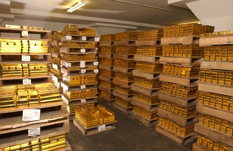 US Gold Coin Sales Up, Gold Futures Market Down