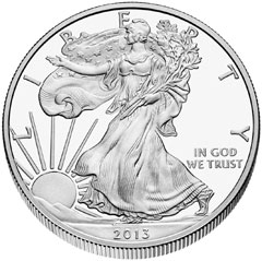 US Mint Silver Bullion Coin Sales Hit Record High