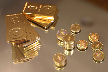 Royal Mint considers gold-backed bitcoin