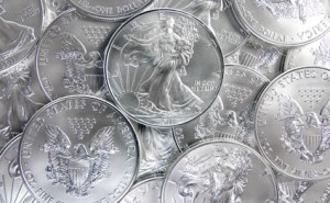 Gold, Silver Inch Up on Week; US Mint Silver Bullion Coins Jump
