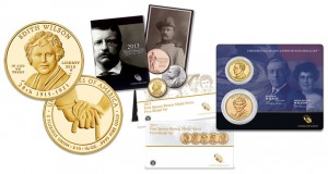 US Mint Sales: Edith Wilson Coins Debut; Sold Out Product Changes