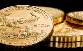 Gold, Silver Notch Weekly Gains; US Gold Coins Best Since June