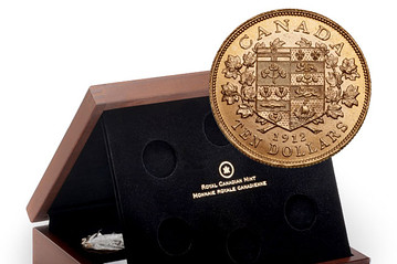 Century-Old Canadian Gold Coins Lure Collectors