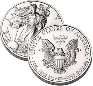 US Mint Gold and Silver Bullion Sales Rise in 2013