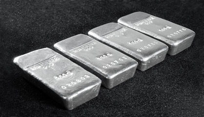 Silver Prices in 2013 Mark Biggest Annual Decline Since 1981