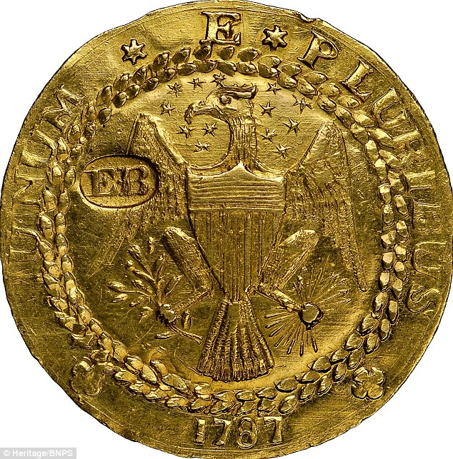 Gold doubloon worth $16 more than two centuries ago expected to fetch at least …