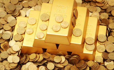 Don't panic, but gold ETFs are actually adding holdings