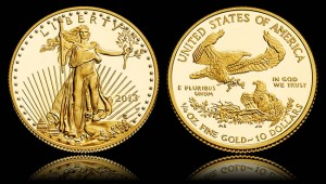 US Mint Sales: 2013 Gold Eagles Sell Out, 2014 Silver Eagles Debut
