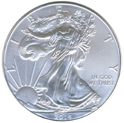 January 2014 US Mint Gold and Silver Bullion Sales Fall Short of Prior Year