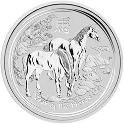 Perth Mint January 2014 Gold and Silver Bullion Sales