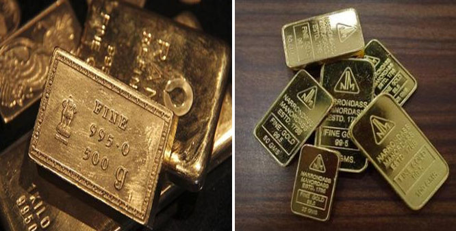 Gold silver down on global cues subdued demand