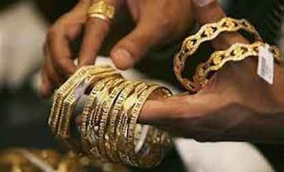 Gold, silver prices up on seasonal buying
