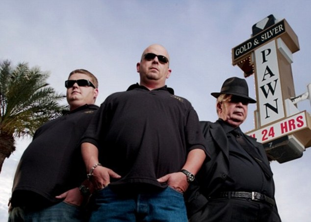 Pawn Stars tell customer 'we turned your coin collection into gold'