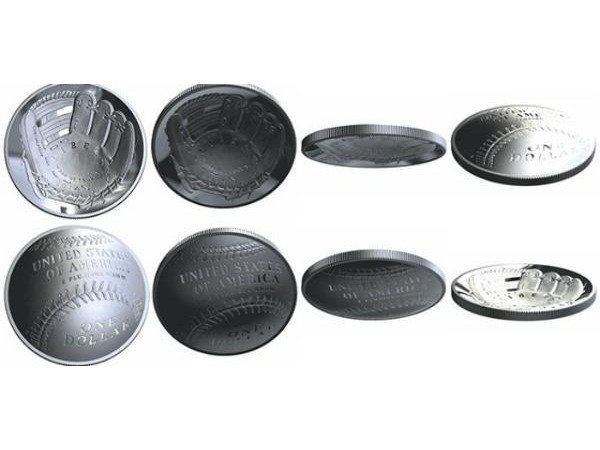 Coming to a shop near you: curved coins?