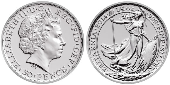 Royal Mint Offers SS Gairsoppa 2014 Britannia Silver Coins