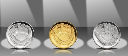 Baseball Hall of Fame Silver Coins Lead Sales