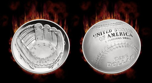 2014 Baseball Hall of Fame Silver Dollars Sell Out, Waiting List Added