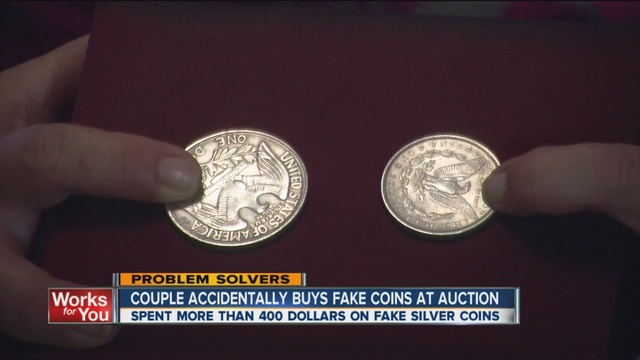 Fake coins: Skiatook couple spends more than $400 at auction on fakes; how …
