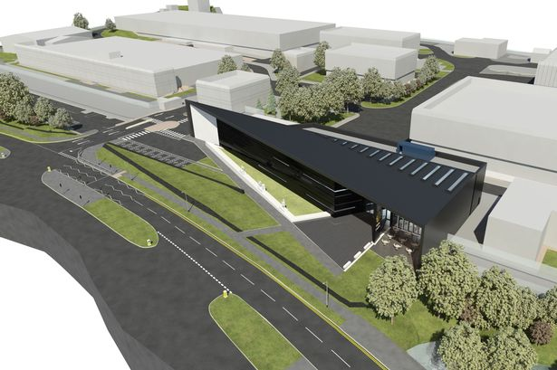 Royal Mint bids to strike gold with new £7.7m visitors' centre