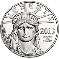 Sales of Platinum American Eagle Coins Slow Down After Fast Start