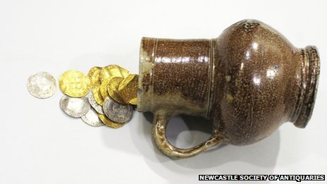 Campaign to buy 'Lindisfarne hoard' for Great North Museum