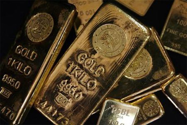 Gold glitters on strong global cues; silver trades higher