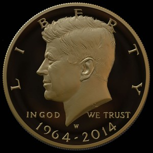 2014 50th Anniversary Kennedy Half-Dollar Product Options