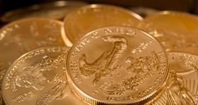 Gold, Silver Edge Higher; US Mint Coin Sales Advance