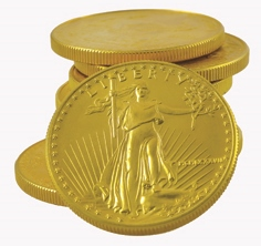 Coin market defying gloomy gold sales trend