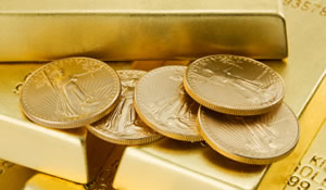 Gold, Silver Higher on Week; US Mint Bullion Coin Sales Slow