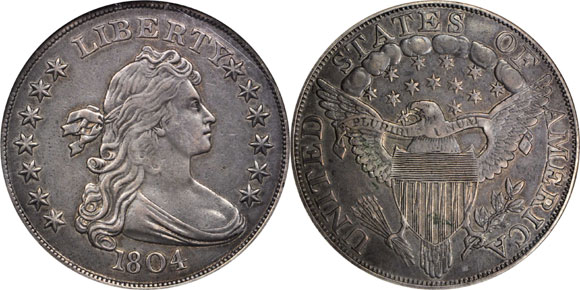 """The """"King of American Coins"""" Sells For $1.88 Million"""