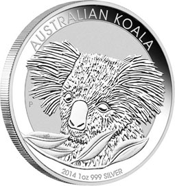 Perth Mint Gold and Silver Bullion Sales for July 2014