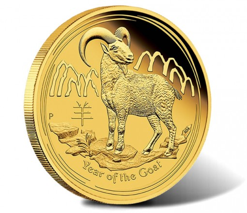 2014 Australian Gold, Silver and Bronze Coins for September