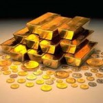 Gold, silver end steady in thin trade
