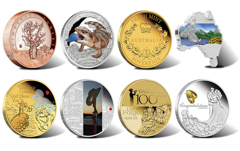 2015 Australian Coin Releases for March