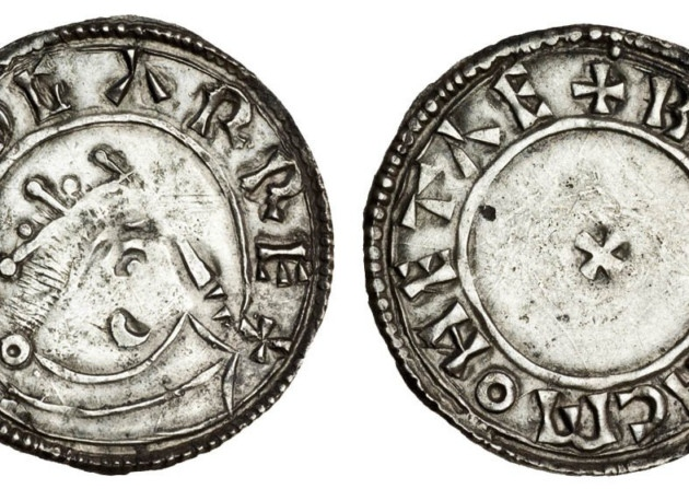 Langham coin predating the Battle of Hastings to fetch £3500 at auction